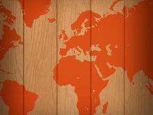 Mapa de distribución