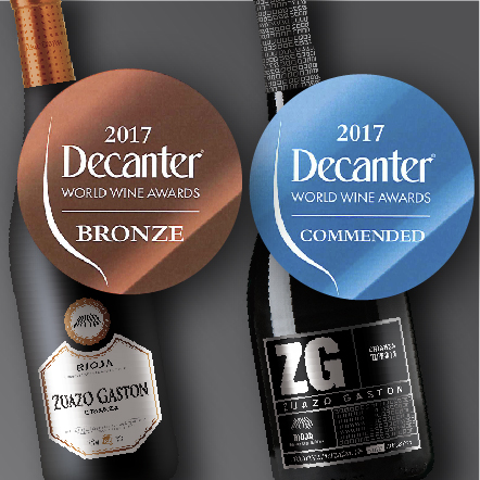 Premios Decanter 2017
