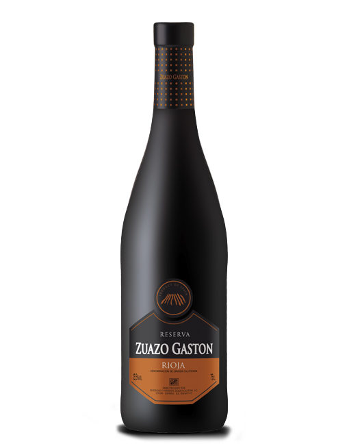 Botella Reserva Zuazo Gastón